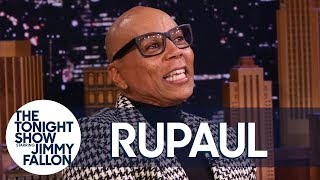 RuPaul on Covering Vanity Fair, Hosting SNL and Being the Queen of Drag