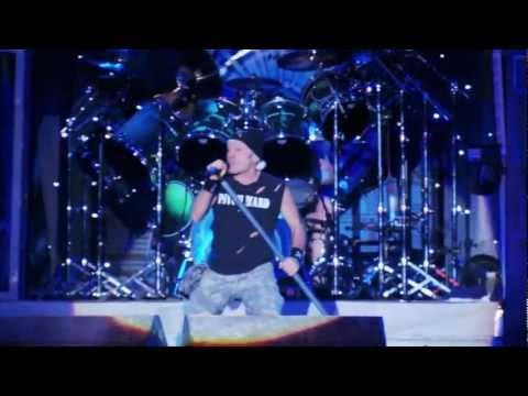 Iron Maiden - 02. The Final Frontier (EN VIVO!) [HD-HQ]