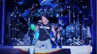 Iron Maiden - 02. The Final Frontier (EN VIVO!) [HD-HQ]
