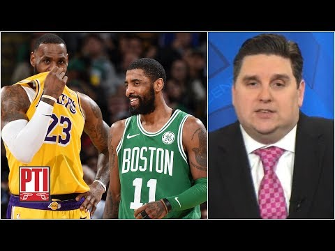 Kyrie Irving is now more open to playing with LeBron - Brian Windhorst | Pardon the Interruption