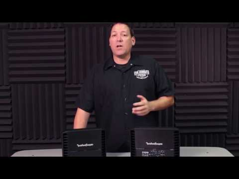 Rockford Fosgate: Punch Amplifier Overview (3.1)