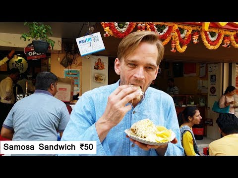 Gujarat INDIAN STREET FOOD TOUR - Sev Usal, Shrikhand, Dabeli, Ragda & more! #RockEats