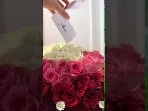 19+ gambar rangkaian bunga huruf r - gambar bunga hd