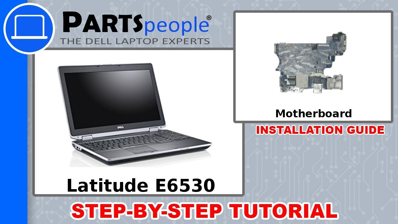 dell latitude e6530 p19f001 motherboard how to video tutorial rh youtube com dell latitude e6520 manual pdf dell latitude e6430 manual