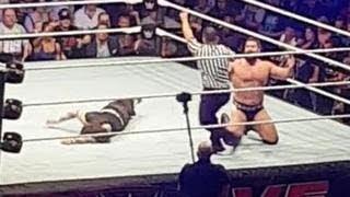 Jeff hardy vs rusev wwe live events 2018