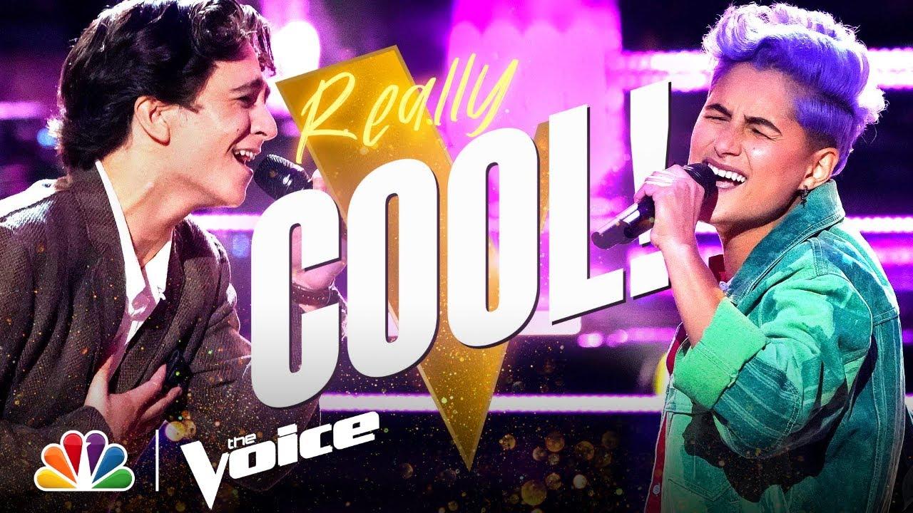"Download Jack Rogan vs. Sabrina Dias | Taylor Swift's ""cardigan"" | The Voice Battles 2021"