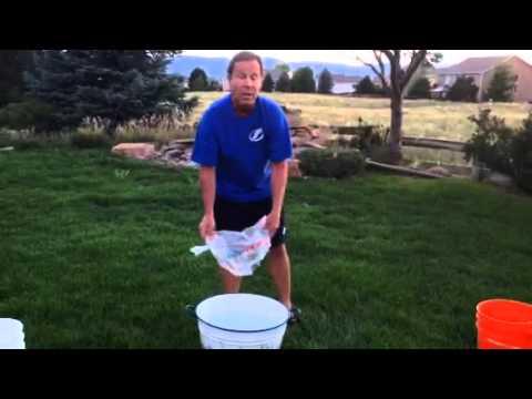 George Gwozdecky Ice Bucket Challenge