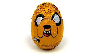 Adventure Time Surprise Egg grezon Kinder Surprise