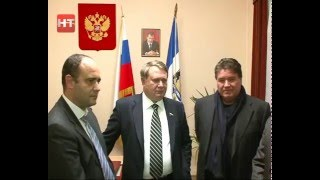 Александр Коровников встретился с испанской делегацией