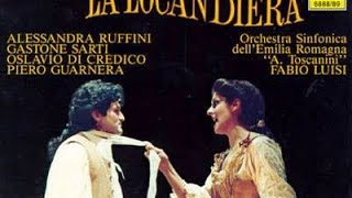 Play La Locandiera, Opera