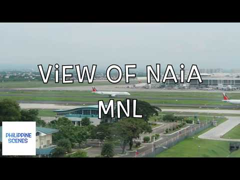 NAiA ~ NiNOY AQUiNO iNTERNATiONAL AiRPORT ~ MANiLA PHiLiPPiNES ~ MNL ~ TERMiNAL 2 & TERMiNAL 3