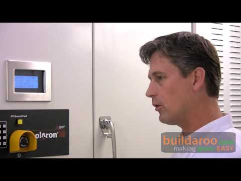 Advanced Energy 500KW Solaron Utility & Commercial Inverter - buildaroo.com