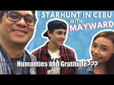 Vlog 11: Starhunt Cebu with Mayward