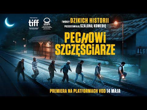 """""""Pechowi szczęściarze"""" [trailer]"""