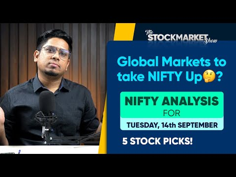 The Consolidation Continues! Global Markets to take NIFTY Up🤔? - The Stock Market Show E233