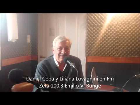 Daniel Cepa en Fm Zeta 100.3