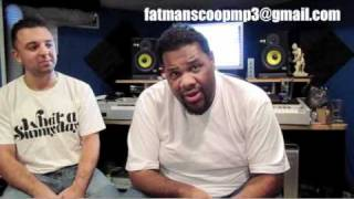 Fatman Scoop Talks To DJ