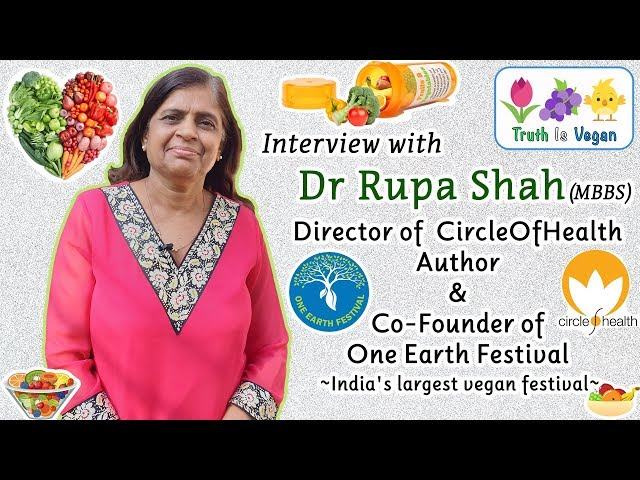 Interview with Dr Rupa Shah (MBBS)