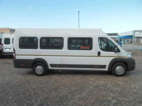 2014 CITROEN COM RELAY MINIBUS 3.0HDi 180 L4H2 19 Seater Auto For Sale On Auto Trader South Africa