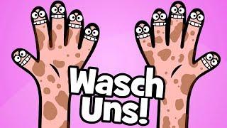 ♪ ♪ Kinderlied Hände waschen -...