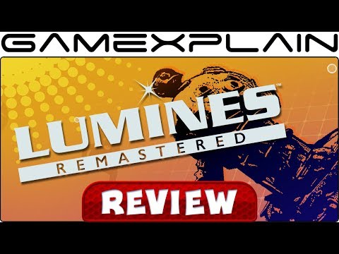 Lumines Remastered - REVIEW (Nintendo Switch)