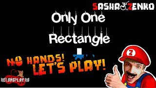 Only One Rectangle DEMO Gameplay (Chin & Mouse Only)