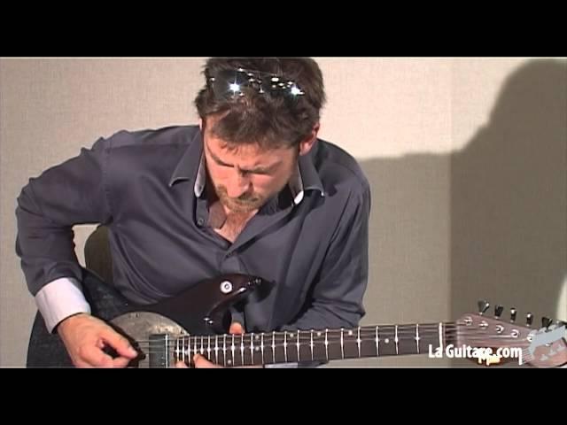 Matt Proctor, M-tone - Slipstream - Montreal Guitar Show 2012 by Brice Delage