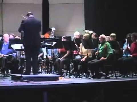Bugs VI. Army Ants by Roger Cichy  SRJC Wind Symphony