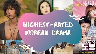 Top 10 Highest Rated Korean Drama Of All Time
