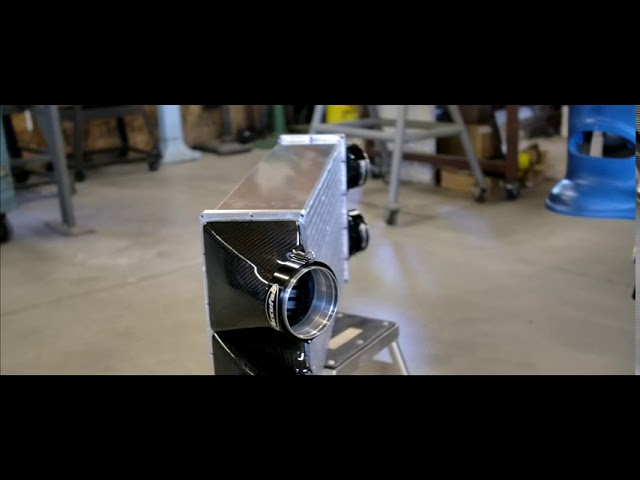 Manhattan Intercooler at TinWorks