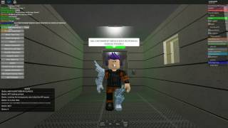 ROBLOX 106 And 682 Containment breach O-5 Concil offerings and tour