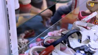 видео Магазин детской обуви