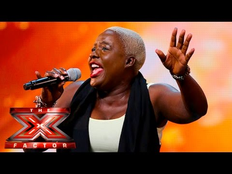 Jennifer Phillips risks Mary Mary's Shackles | Auditions Wee