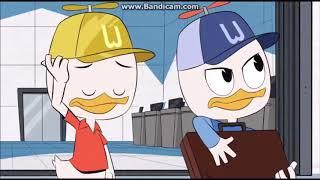 Ducktails programa joven: El Asesinato del Arca BS