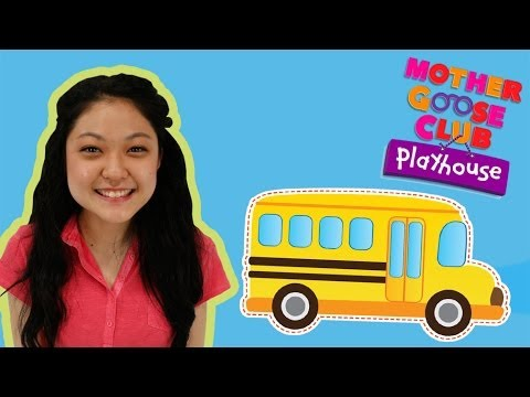 Thumbnail: Wheels on the Bus | Mother Goose Club Playhouse Nursery Rhymes