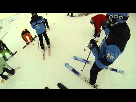 Alberta Ski Team Sunshine