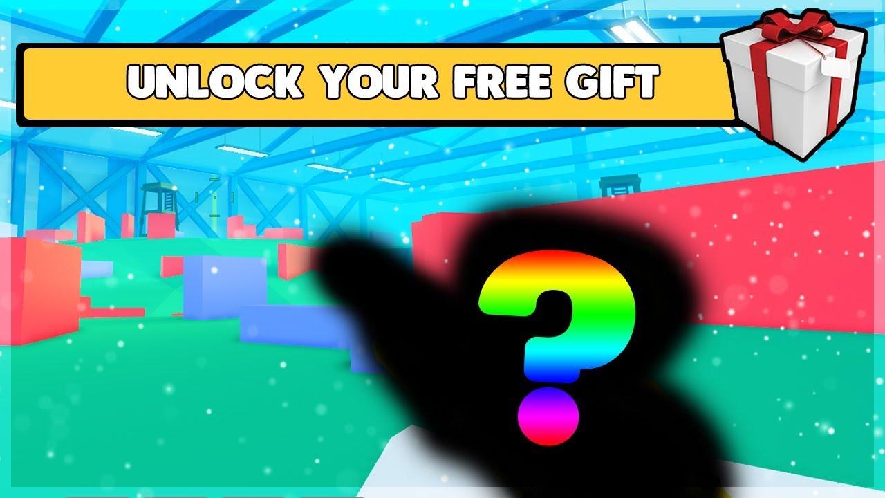 Completing The Winter Event And Unlocking The Free Gift Roblox