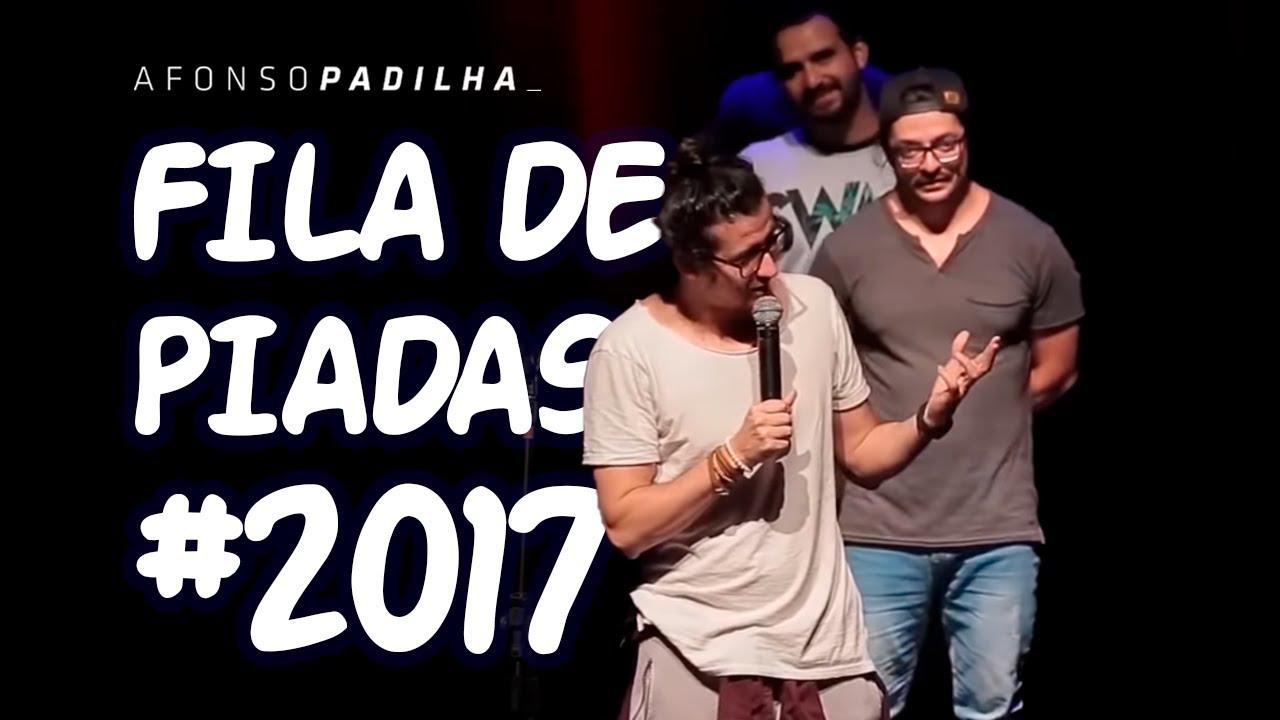 AFONSO PADILHA - FILA DE PIADAS #2017