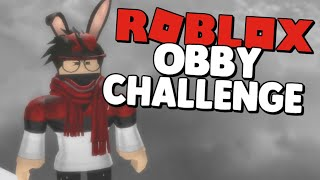 My New Obby Challenge On Roblox!! (July 2019)