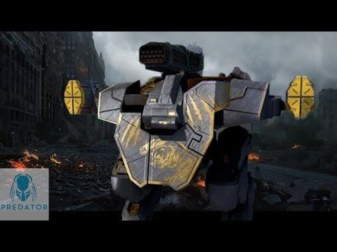 TOP PLAYERS BRAWLING   LANCELOT GAMEPLAY   War Robots
