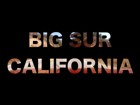 Big Sur, California | Road Trip itinerary | lifeofreilly.tv
