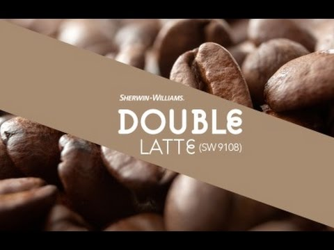 Sherwin Williams Double Latte