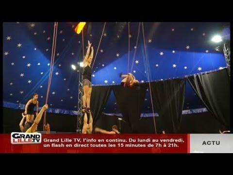 Lomme le centre r gional des arts du cirque youtube - Cours de cuisine lomme ...