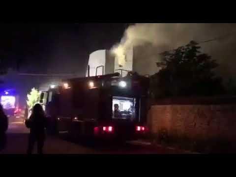 Press Centr: Пожежа у Вересневому