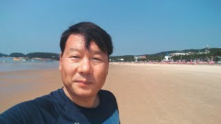 만리포해수욕장   2020.7.17(금)