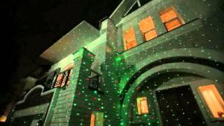 Лазерная архитектурная подсветка X-34P(, 2015-11-23T19:15:07.000Z)