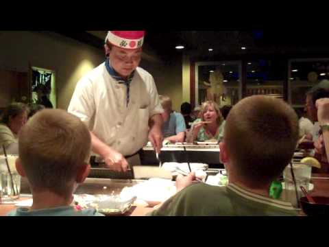 Sakura Japanese Steakhouse Habachi