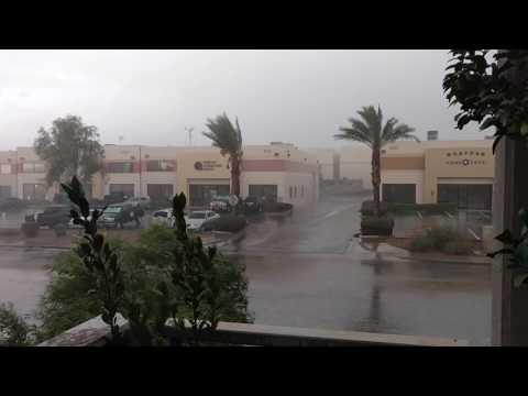 Flash flood 6-30-16 Las Vegas NV
