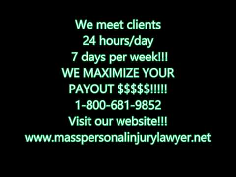 MA CAR ACCIDENT LAWYER Part 2