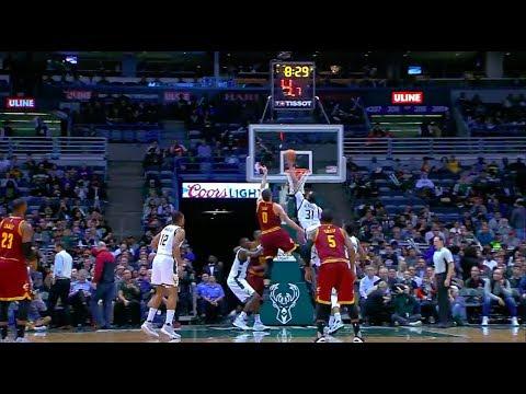 Milwaukee Bucks - Team Defense (SWARM)